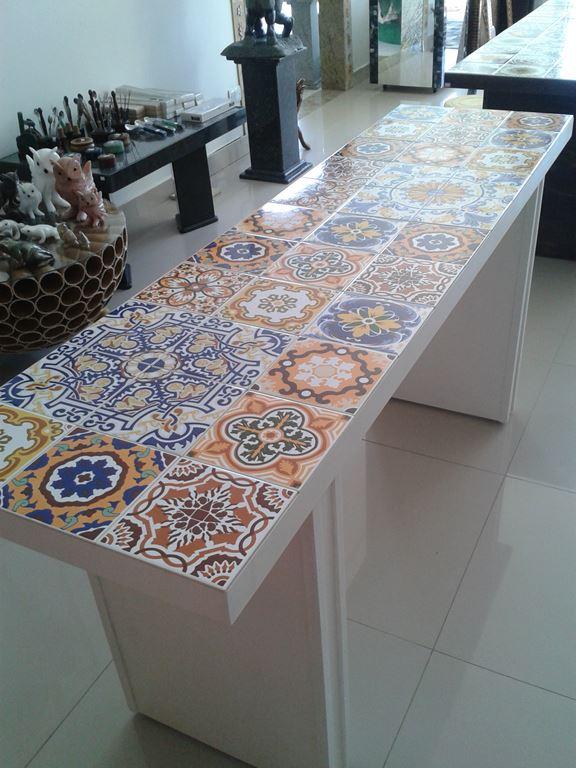 Mosaicos diversos pastilhas porcelana alum nio pedras etc for Azulejos decorados