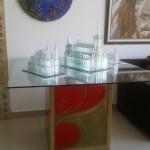 Escultura de Vidro Catedral