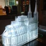 Escultura de Vidro Catedral da Sé