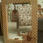 Espelho em Mosaico Estrela do Mar