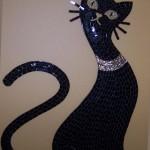 Gato em Mosaico