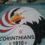 Mosaico de Time de Futebol