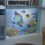 Painel Marinho no Ambiente