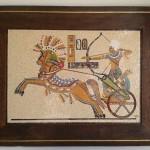 Quadro em Mosaico Ramses